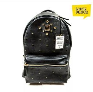 MCM Stark Odeon Medium Size Backpack